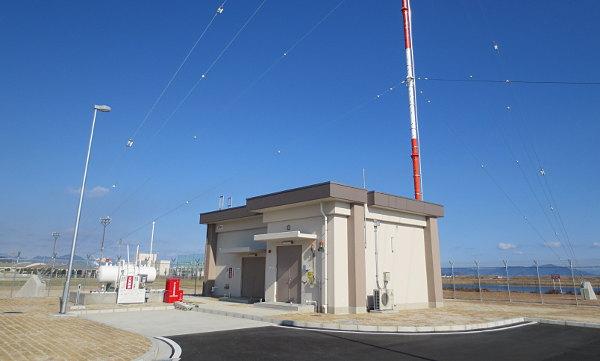 岩国飛行場放送施設(工事監理)